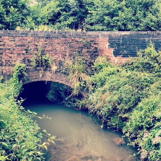 Bridge over the Rae