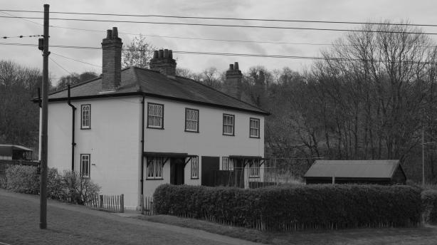 Cast Iron House